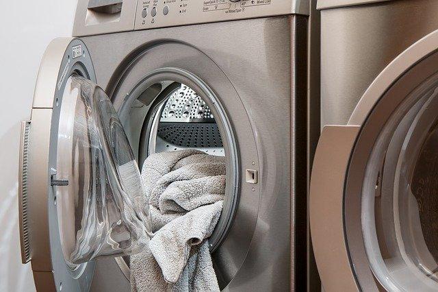 plná pračka