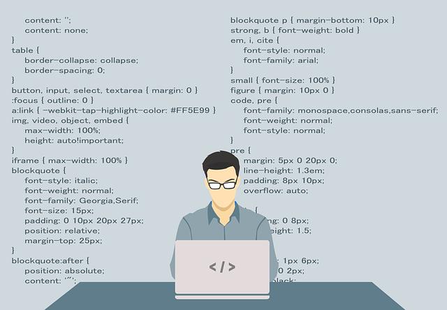 Náhled do webového kódu