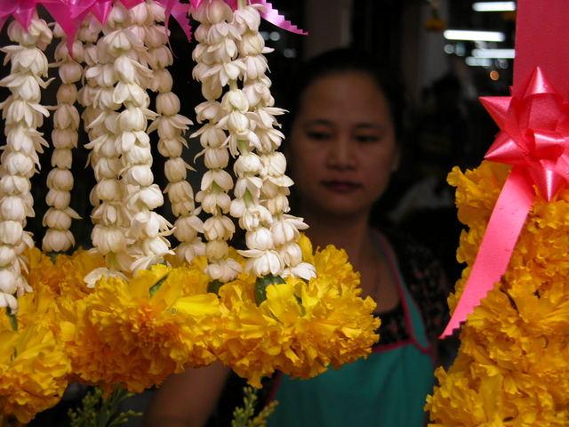 obrázek z thajského tržiště