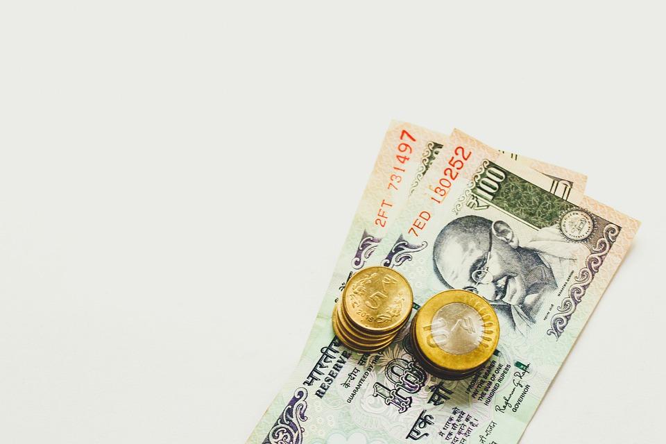 rupie indické